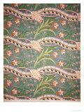 """Daffodil Chintz "" 1875 (Printed Cotton)"