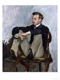 Portrait of Auguste Renoir (1841-1919)  1867