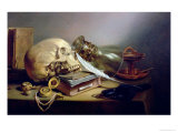 A Vanitas Still Life