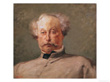 Portrait of Alexandre Dumas Fils (1824-95)