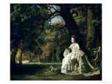 Lady Reading in a Park  circa 1768-70