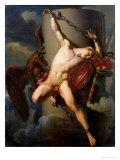 The Torture of Prometheus  1819