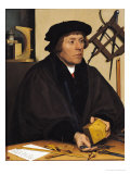 Portrait of Nicholas Kratzer (1487-circa 1550) 1528