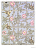 &quot;Trellis&quot; Wallpaper Design  1864