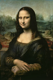 Mona Lisa c. 1507 artwork by Leonardo da Vinci