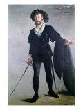 Jean Baptiste Faure (1830-1914) as Hamlet  1877