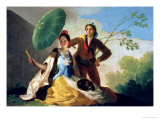 The Parasol  1777