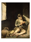 The Young Beggar  c1650
