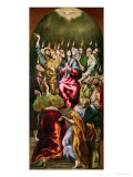The Pentecost  circa 1604-14