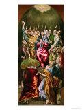 The Pentecost  circa 1604-14