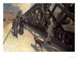 Le Pont De L'Europe  1876