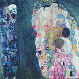 La mort et la vie, v.1911 Reproduction d'art par Gustav Klimt