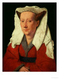 Portrait of Margaret Van Eyck  1439