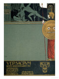 Cover of Ver Sacrum  the Journal of the Viennese Secession  of Theseus and the Minotaur