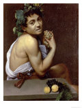 The Sick Bacchus  1591