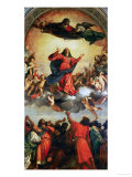 The Assumption of the Virgin  1516-18