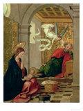 The Dream of St Joseph  circa 1535