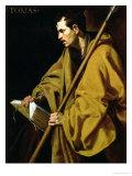 The Apostle St Thomas  circa 1619-20