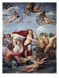 The Triumph of Galatea  1512-14