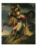 The Wounded Cuirassier  1814