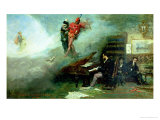 Recalling the Faust Fantasy  1866