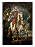Equestrian Portrait of the Duke of Lerma (1553-1625) 1603