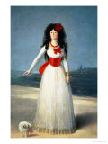 The Duchess of Alba  1795