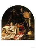 Allegory of Death: in Ictu Oculi
