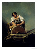 The Knife-Grinder  1808-12