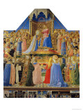 Coronation of the Virgin  circa 1430-32