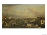 The Kaunitz Palace and Garden  Vienna  1759/60