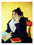 L&#39;Arlesienne (Madame Ginoux)  c1888
