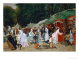 At the Fair 1877