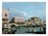Bridge of Sighs  Venice (La Riva Degli Schiavoni) circa 1740