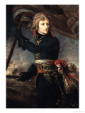 General Bonaparte (1769-1821) on the Bridge at Arcole  17th November 1796