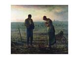 The Angelus  1857-59