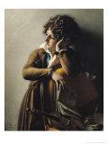 Portrait of Romainville-Trioson  1800