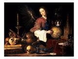 Vanitas  circa 1634