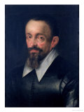 Johannes Kepler (1571-1630)  Astronomer  circa 1612