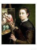 Self Portrait  1556