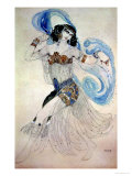 Costume Design for Salome in &quot;Dance of the Seven Veils &quot; 1908