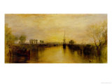 Chichester Canal  circa 1829