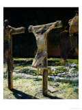 The Crucifixion  or Golgotha  1893