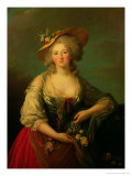 Elisabeth of France (1764-94) Called Madame Elizabeth  circa 1782