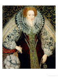 Queen Elizabeth I  circa 1585-90