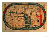 Beatus Mappamundi  8th Century