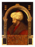 The Sultan Mehmet II (1432-81) 1480