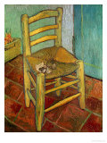 Van Gogh's Chair  c1888