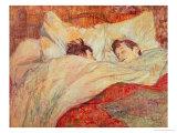 The Bed  circa 1892-95