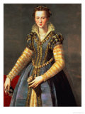 Marie De Medici (1573-1642)  Wife of Henri IV of France (1553-1610)